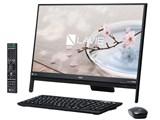 LAVIE Desk All-in-one DA370/GAB PC-DA370GAB [ファインブラック]