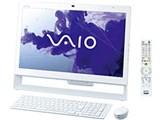 VAIO Jシリーズ VPCJ248FJ/W [ホワイト]