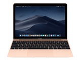 MacBook Retinaディスプレイ 1300/12 MRQP2J/A [ゴールド]