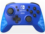 ワイヤレスホリパッド for Nintendo Switch NSW-174 [ブルー]
