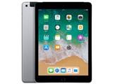 iPad 9.7インチ Wi-Fi+Cellularモデル 128GB MR722J/A SIMフリー [スペースグレイ]