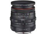 HD PENTAX-DA 20-40mmF2.8-4ED Limited DC WR [ブラック]
