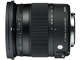 17-70mm F2.8-4 DC MACRO OS HSM [ニコン用]